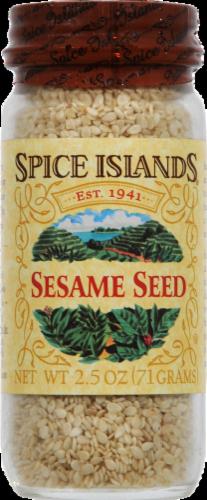 Spice Islands Sesame Seed Jar Perspective: front
