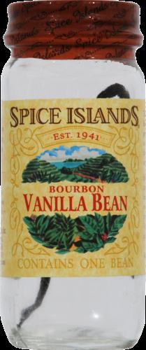Spice Islands Bourbon Vanilla Bean Perspective: front
