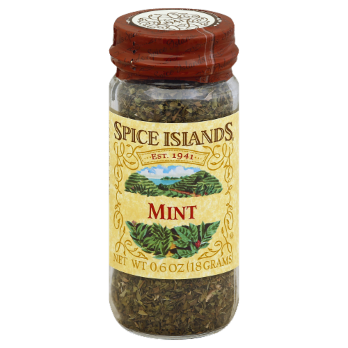 Spice Islands Mint Perspective: front