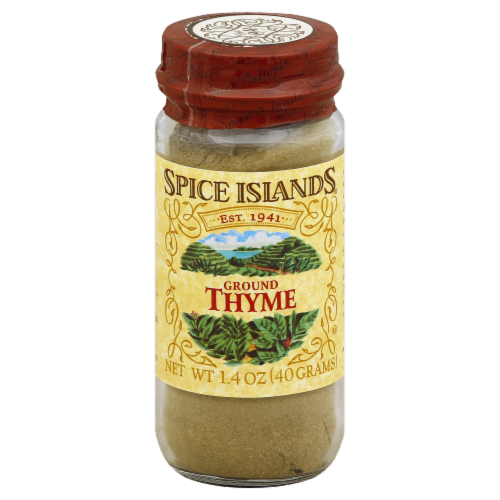 Spice Islands Ground Thyme Perspective: front