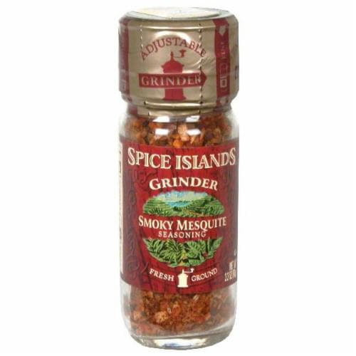 Spice Islands Smoky Mesquite Grinder Perspective: front