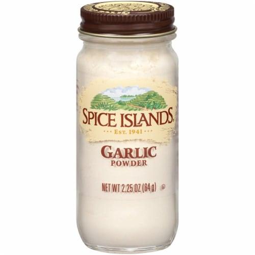 Spice Islands Garlic Powder Perspective: front