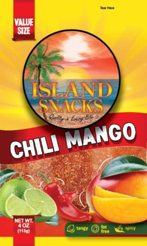 Island Snacks Chili Mango Perspective: front