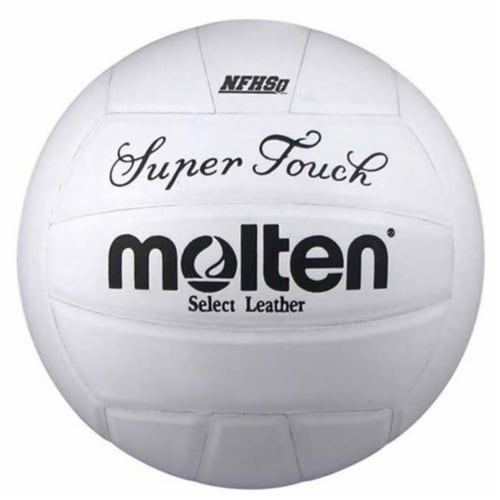 Molten 1273663 Super Touch Volleyball Perspective: front