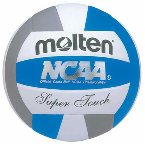 Molten 1273656 NCAA Super Touch Official-Size Indoor Volleyball Perspective: front