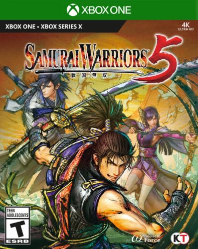 Samurai Warriors® 5 (Xbox One) Perspective: front