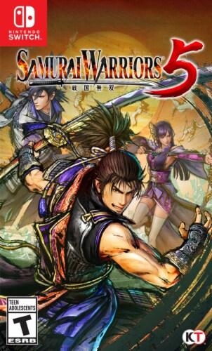 Samurai Warriors® 5 (Nintendo Switch™) Perspective: front