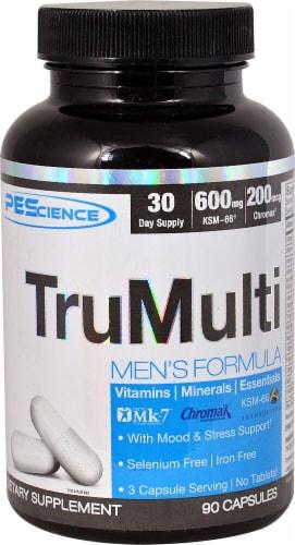 PEScience  TruMulti Men's Formula Perspective: front