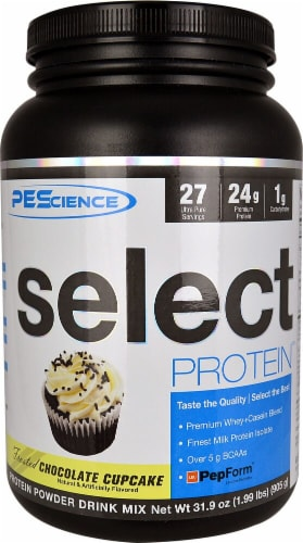 PEScience Select Pro Friosted Perspective: front