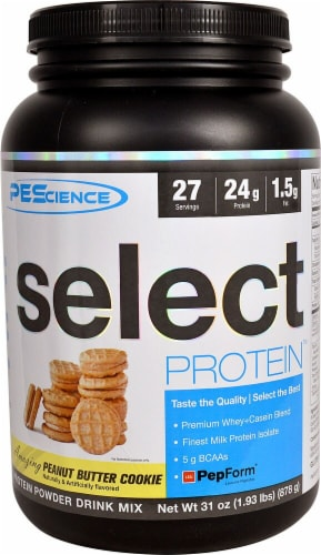 Pescience Select Protein Perspective: front