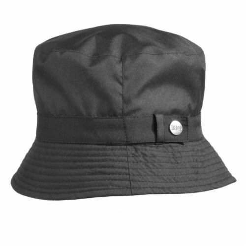 Totes Women's Bucket Rain Hat Perspective: front