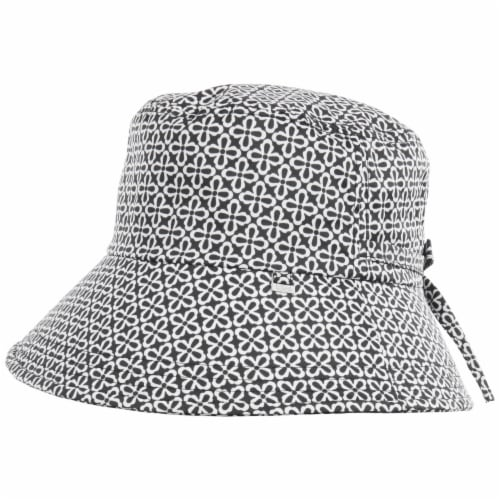 Totes Women's Split Back Rain Hat Perspective: front