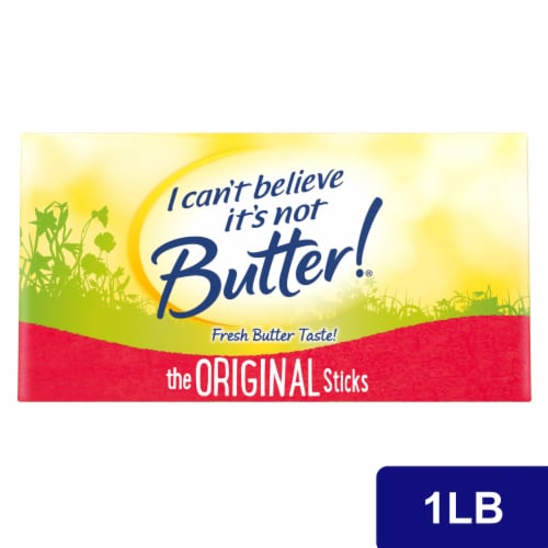 I Can't Believe It's Not Butter! All-Purpose Baking Sticks Perspective: front