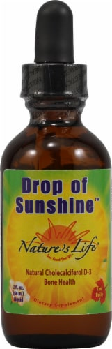Nature's Life Drop of Sunshine™ Perspective: front