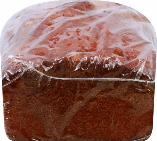 Cafe Valley Cinnamon Streusel Loaf Cake Perspective: front