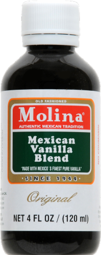 Molina Mexican Vanilla Blend Perspective: front