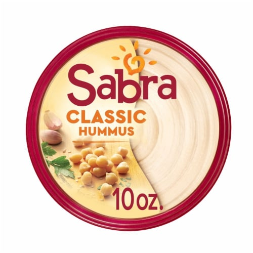 Sabra Classic Hummus Perspective: front