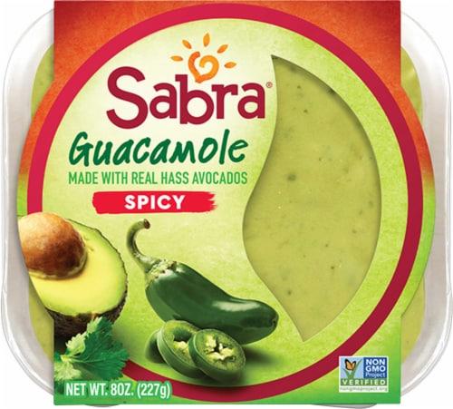 Sabra Spicy Guacamole Perspective: front