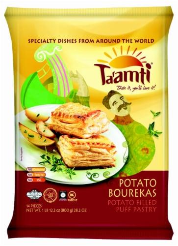 Ta'amti Potato Bourekas Perspective: front