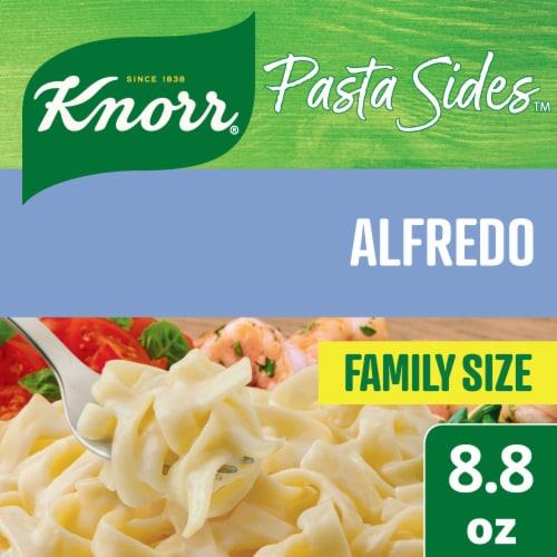 Knorr Side Meal Pasta Sides Noodles & Alfredo Sause Perspective: front