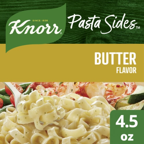 Knorr Pasta Sides Butter Fettuccine Perspective: front