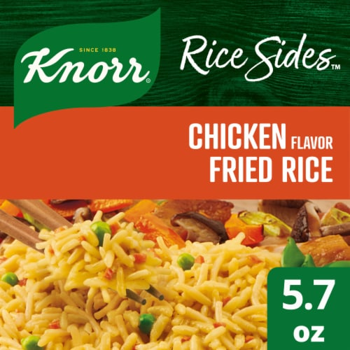 Knorr Asian Sides Chicken Fried Rice Perspective: front