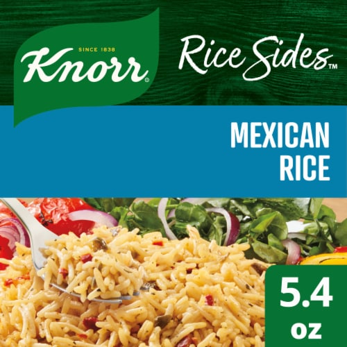 Knorr Fiesta Sides Mexican Rice Perspective: front