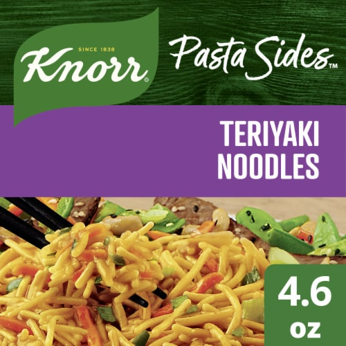 Knorr® Asian Sides Teriyaki Noodles Perspective: front