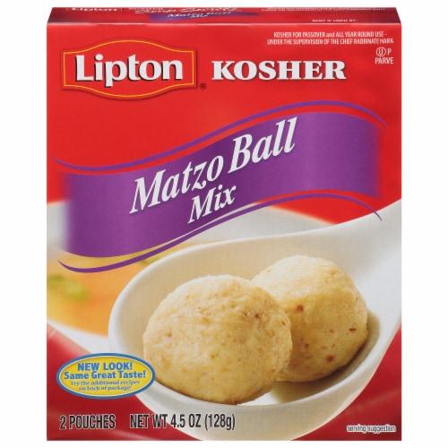 Lipton Kosher Matzo Ball Mix Perspective: front