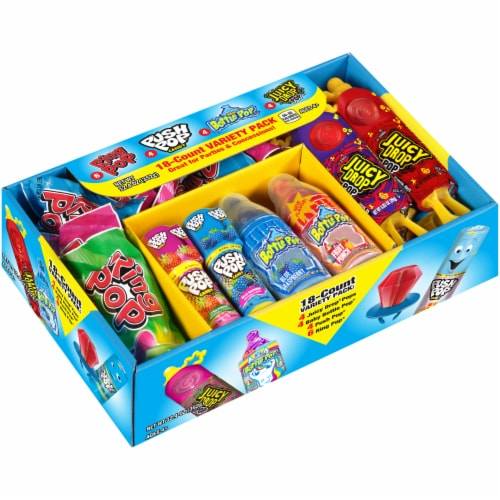 Topps Candy Variety Pack Perspective: front