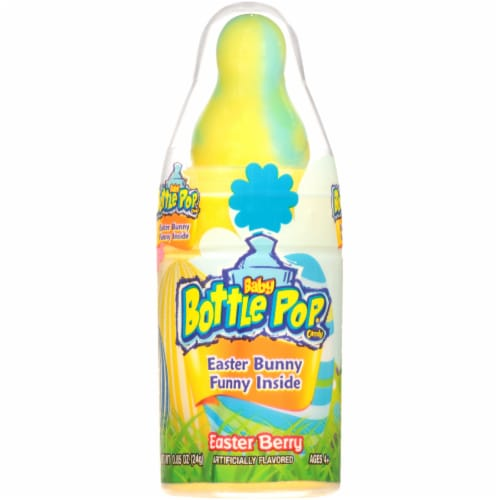 Topps Baby Bottle Pop Perspective: front
