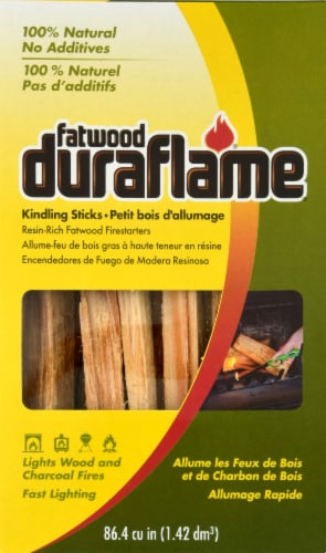 Duraflame Fatwood Firestarters Perspective: front