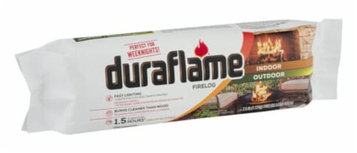 Duraflame Original Fire Log Perspective: front