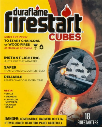 Duraflame® Firestart Cubes - 18 Pack Perspective: front