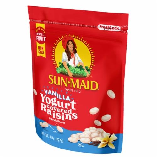Sun-Maid Vanilla Yogurt Flavored Raisins Perspective: front