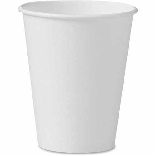 Solo Cup 316JZJ Jazz Paper Hot Cups, 16 oz. Polycoated - 1000 count Perspective: front