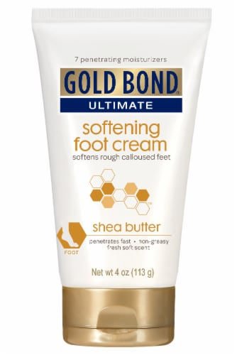 Gold Bond Ultimate Softening Foot Cream Perspective: front