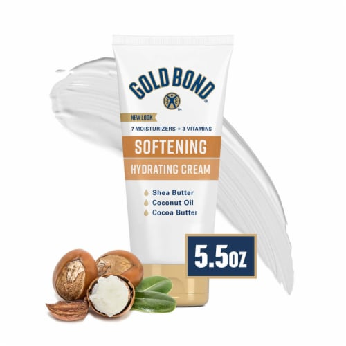 Gold Bond Ultimate Softening Skin Therapy Cream Perspective: front