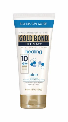 Gold Bond Ultimate Healing Lotion Perspective: front