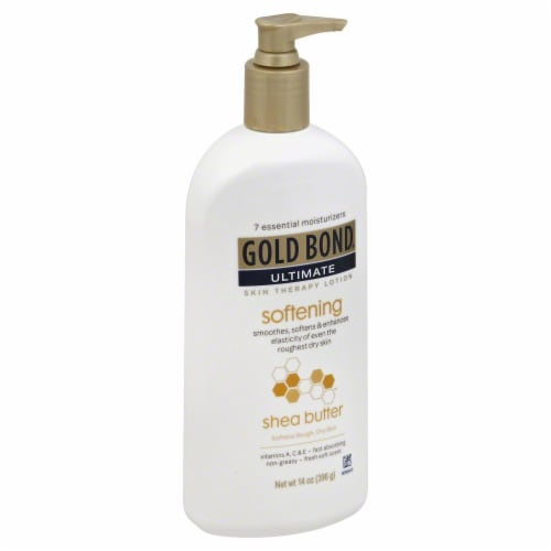 Gold Bond Ultimate Softening Skin Therapy Lotion Perspective: front