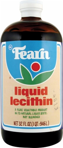 Fearn  Liquid Lecithin Perspective: front