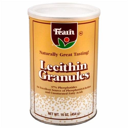 Fearn Lecithin Granules Perspective: front