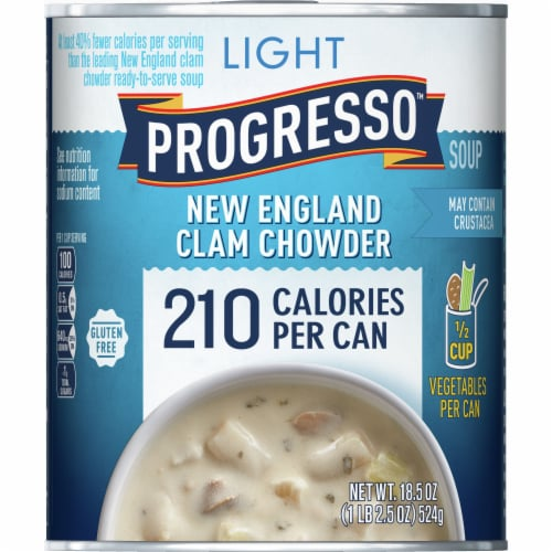 Progresso™ Light New England Clam Chowder Perspective: front