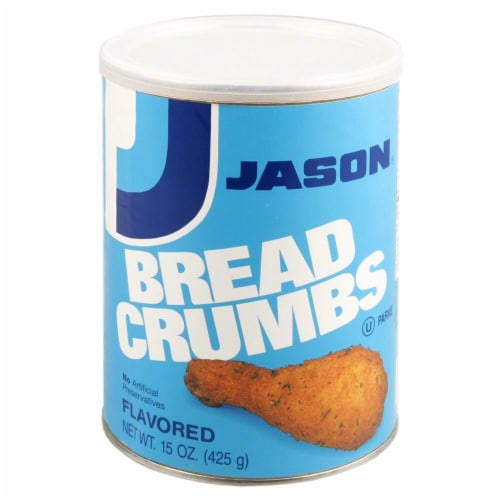 Jason Flavored Bread Crumbs Perspective: front