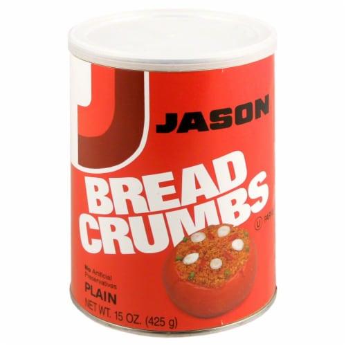 Jason Plain Bread Crumbs Perspective: front