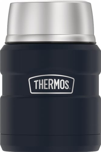 Thermos Stainless Steel Insulated Food Jar Perspective: front