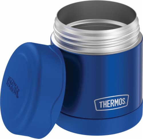 Thermos Stainless Steel Food Jar - Blue Perspective: front