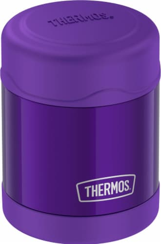 Thermos Food Jar - Purple Perspective: front