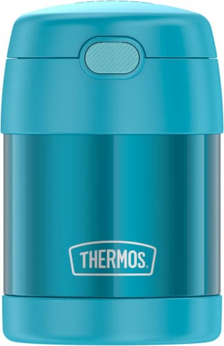 Thermos FUNtainer Stainless Steel Food Jar - Teal Perspective: front