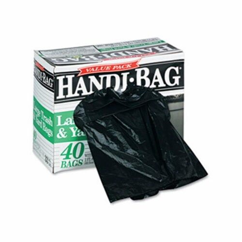 Webster Handi Bag Trash Bag HAB6FTL40 Perspective: front